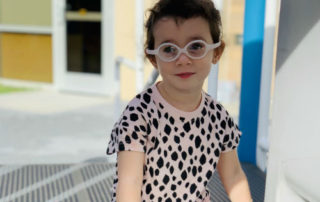 Young Girl in glasses Private School Charleston SC Addlestone Hebrew School - HP Slider 2