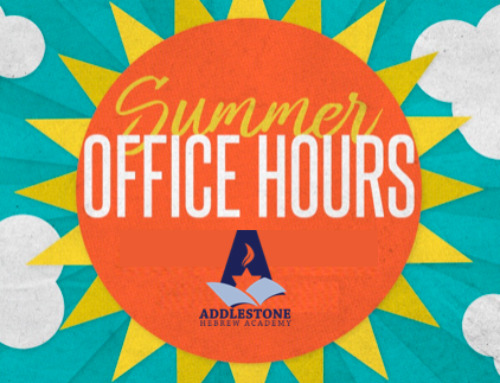 Summer Administrative Office Hours