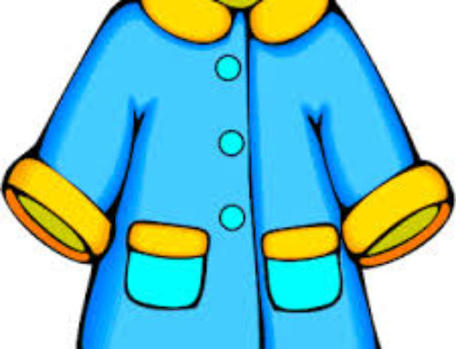 If Your Mother Is Cold, You Should Wear a Coat