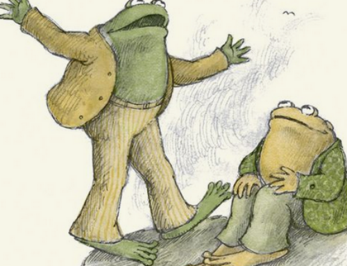 Frog and Toad Tentatively Go Outside After Months in Self Quarantine